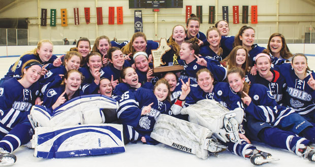Nobles is the defending Girls Prep Division 1 New England champions